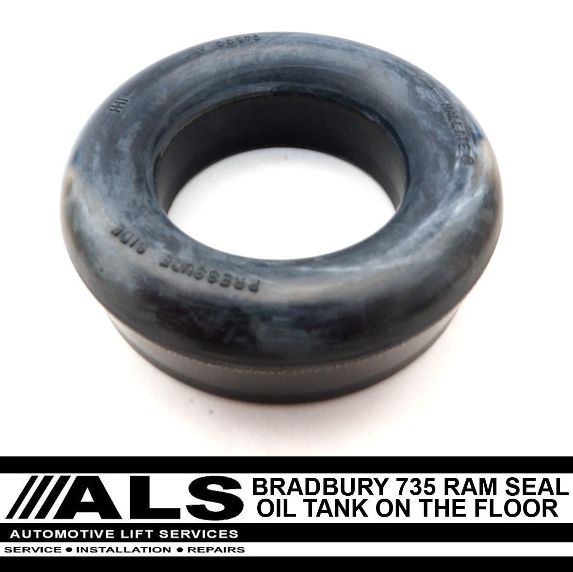 Bradbury Mk1 Ram Seal