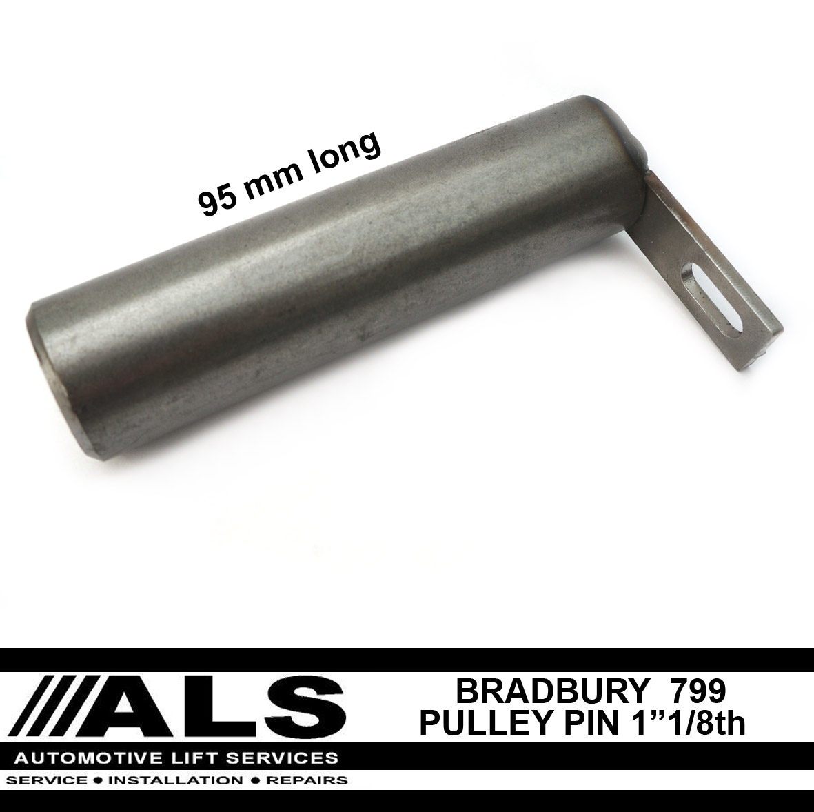 bradbury small bore pin 95mm