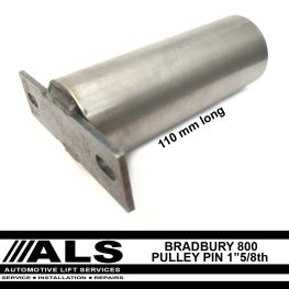 Bradbury large bore pin