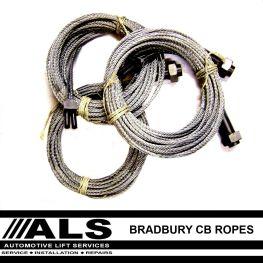 Bradbury CB Cables