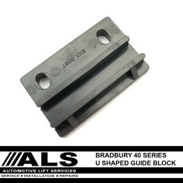 Bradbury 40 Series U Shaped Guide Block