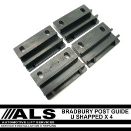 40 series U shaped guide blocks.