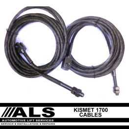 Set of Kismet 1700 Cables