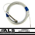 stenhoj safety cable