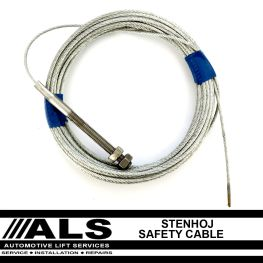 stenhoj safety cable