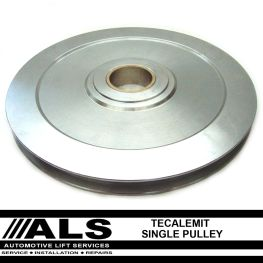 Tecalemit single pulley