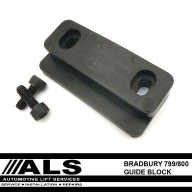 Bradbury 799 800 guide block