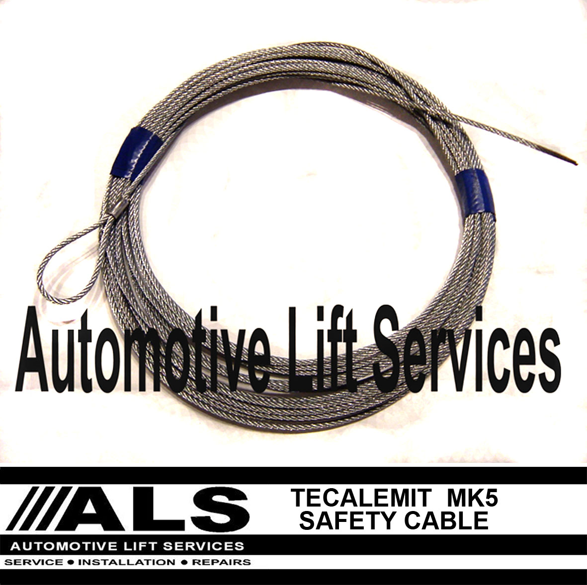 Tecalemit MK5 safety cable
