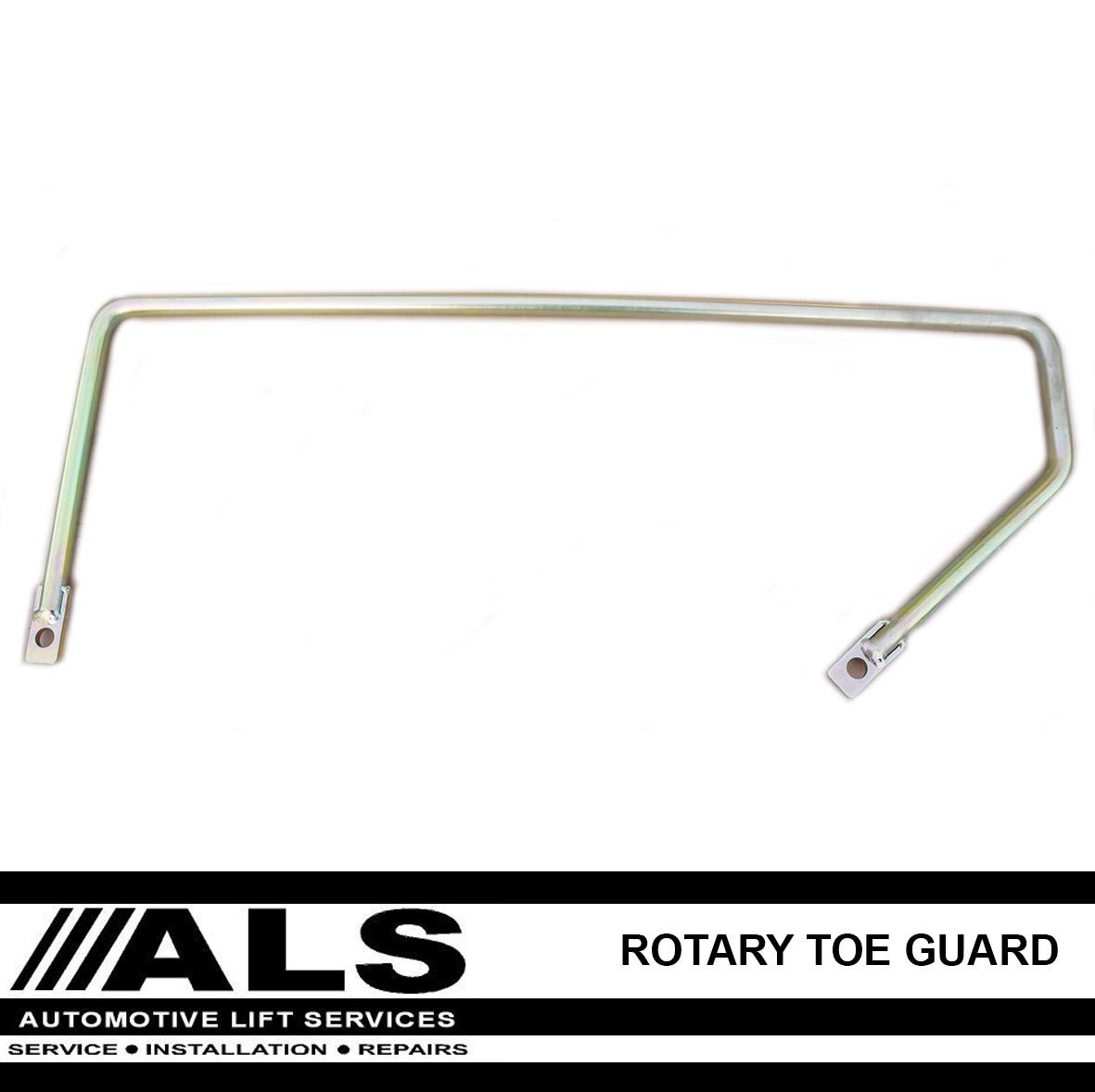 Rotary toe Guard
