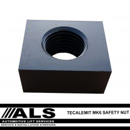 Tecalemit MK6 Safety Nut