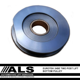 EUROTEK 24BE Two Post Lift Bottom Pulley