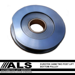 EUROTEK 24BM Two Post Lift Bottom Pulley