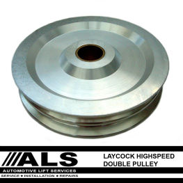 Highspeed Double Underbed Pulley