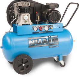 NUAIR Belt driven 100 litre compressor_NB2800B-100-3M-TECH