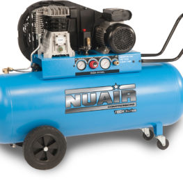 NUAIR belt driven compressor_NB2800B-150-3M-TECH