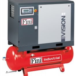 VISION_8-10-270_ES Screw Compressor