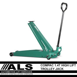 1.4T High Lift Trolley Jack