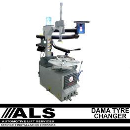 HDM185TID2 + AA320 TYRE CHANGER ALS